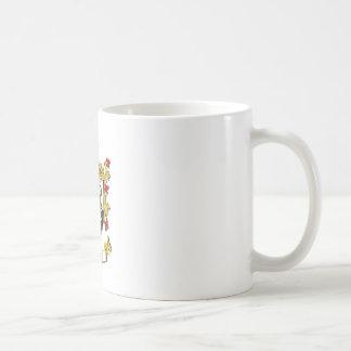 Powell Family Coat of Arms Coffee Mug