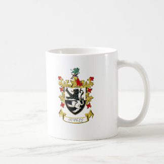 Powell Family Coat of Arms Coffee Mug