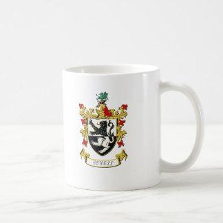 Powell Family Coat of Arms Classic White Coffee Mug
