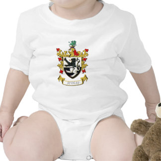Powell Family Coat of Arms T-shirts