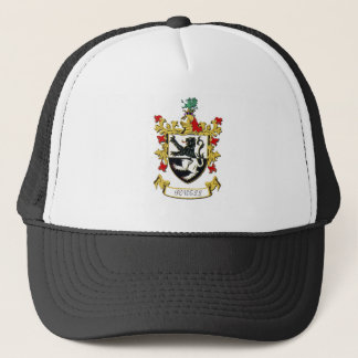 Powell Family Coat of Arms Trucker Hat