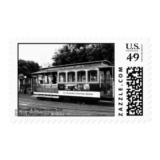 Powell & Hyde Cable Postage