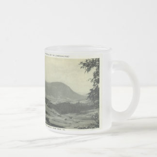Powell Valley--near Wise, VA 10 Oz Frosted Glass Coffee Mug