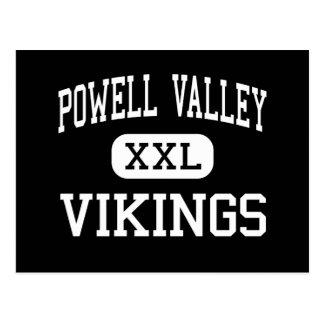 Powell Valley - Vikings - High - Big Stone Gap Postcard