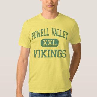 Powell Valley - Vikings - High - Big Stone Gap T Shirt