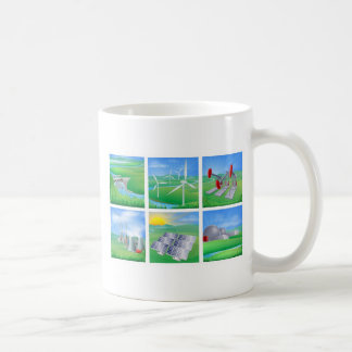 Power and Energy Sources Mugs