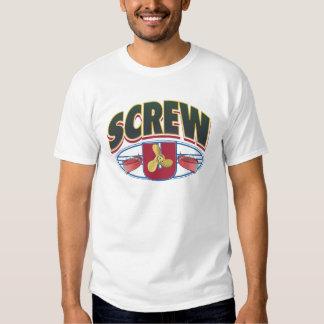 Power Boat Screw T-shirt