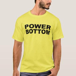 Power Bottom Bunk Catcher Receiver. T-Shirt