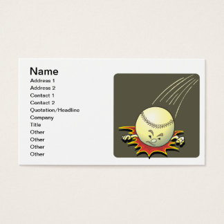 Power Business Card