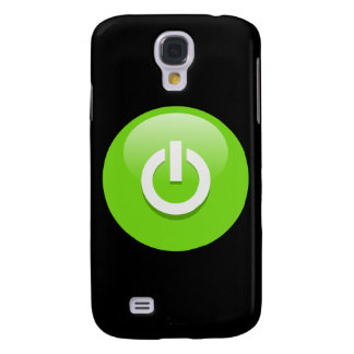 Power Button Galaxy S4 Case