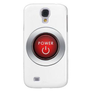 Power Button Samsung Galaxy S4 Case