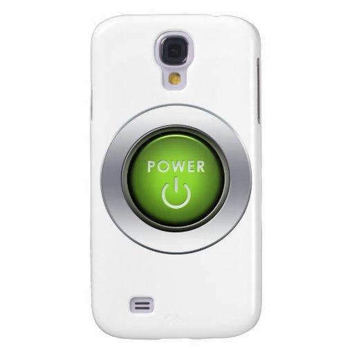 Power Button Samsung Galaxy S4 Cases