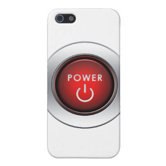 Power Button Case For iPhone SE/5/5s