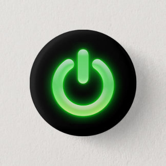 Power Button (Green)