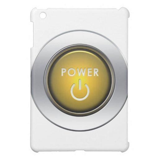 Power Button Cover For The iPad Mini