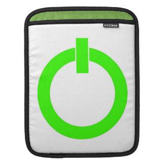 Power Button iPad Sleeve