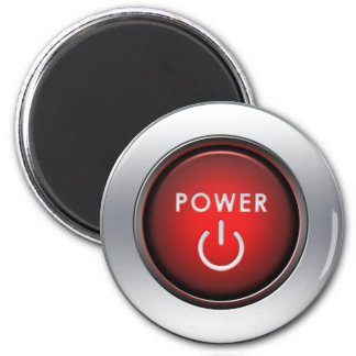 Power Button Magnet