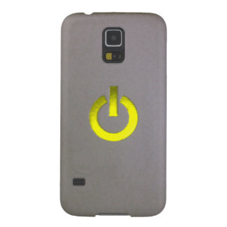 Power Button (ON) Galaxy S5 Case