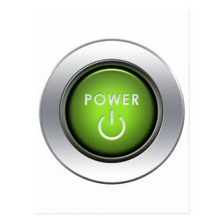 Power Button Postcard