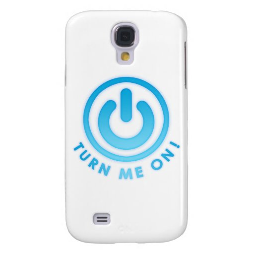 Power Button - Turn Me on Galaxy S4 Cases