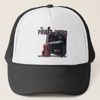 Power Chord Cafe Hat