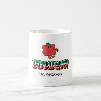 Power! Classic White Coffee Mug