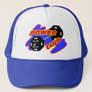Power Club Weightlifting Hat
