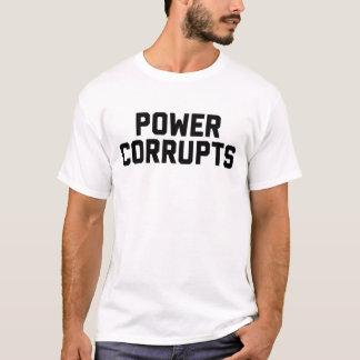 Power Corrupts Men's T-Shirt