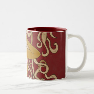 Power cup mug