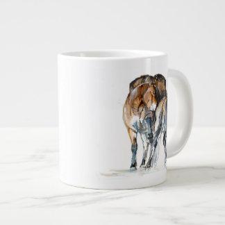 Power Dance Large Coffee Mug