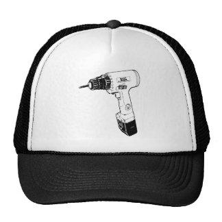 POWER DRILL TRUCKER HAT
