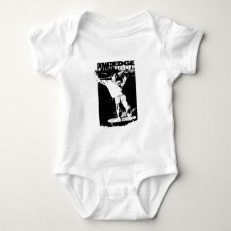 Power Edge Baby Bodysuit