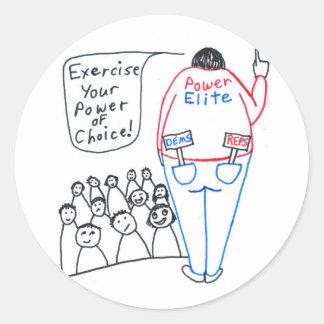 Power Elite Sticker