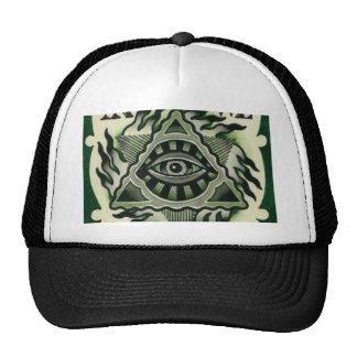 Power Eye Trucker Hat