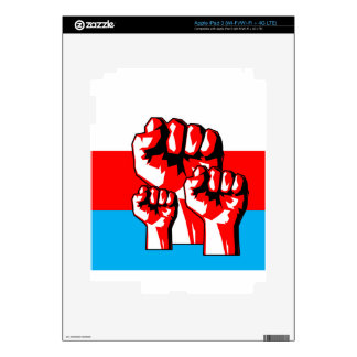Power Fist iPad 3 Skins