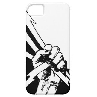 Power Fist iPhone SE/5/5s Case
