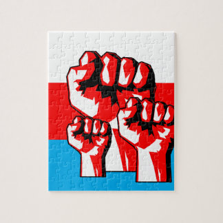 Power Fist Jigsaw Puzzle