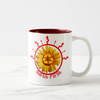 power flower mug