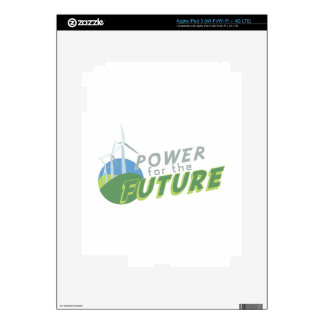 Power For Future Skins For iPad 3