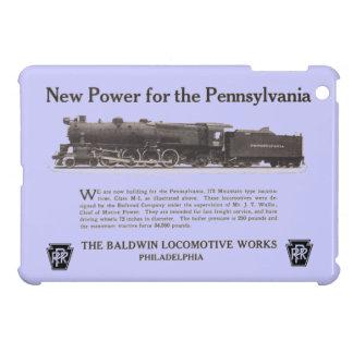 Power For The Pennsylvania Railroad 1926 iPad Mini Cases