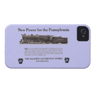 Power For The Pennsylvania Railroad 1926 iPhone 4 Case