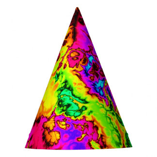 power Fractal Party Hat