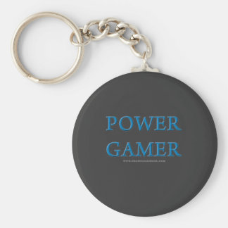Power Gamer Key Chain