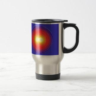 Power Globe Stainless Steel Travel Mug