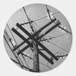 Power Grid Sticker