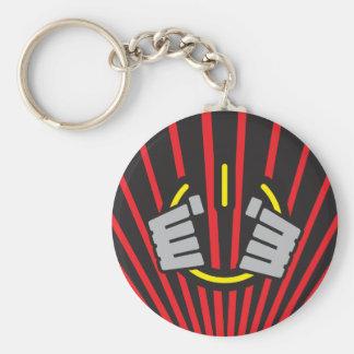 Power Hands, Seize Power! Keychain