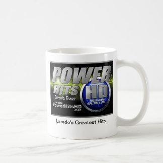 Power Hits HD Cup Classic White Coffee Mug