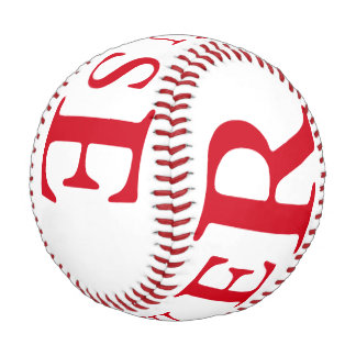 """Power House"" Text Design - Baseball"