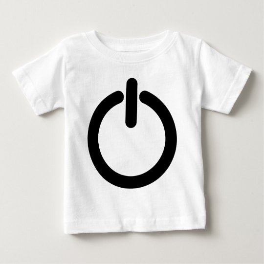 Power Icon Baby T-Shirt