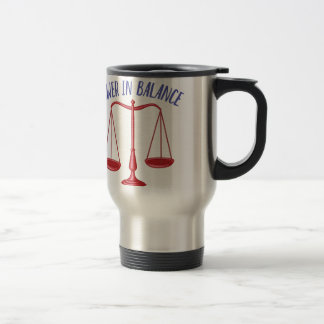 Power In Balance Travel Mug